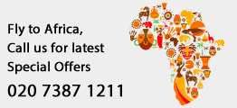 Call for Africa Flights